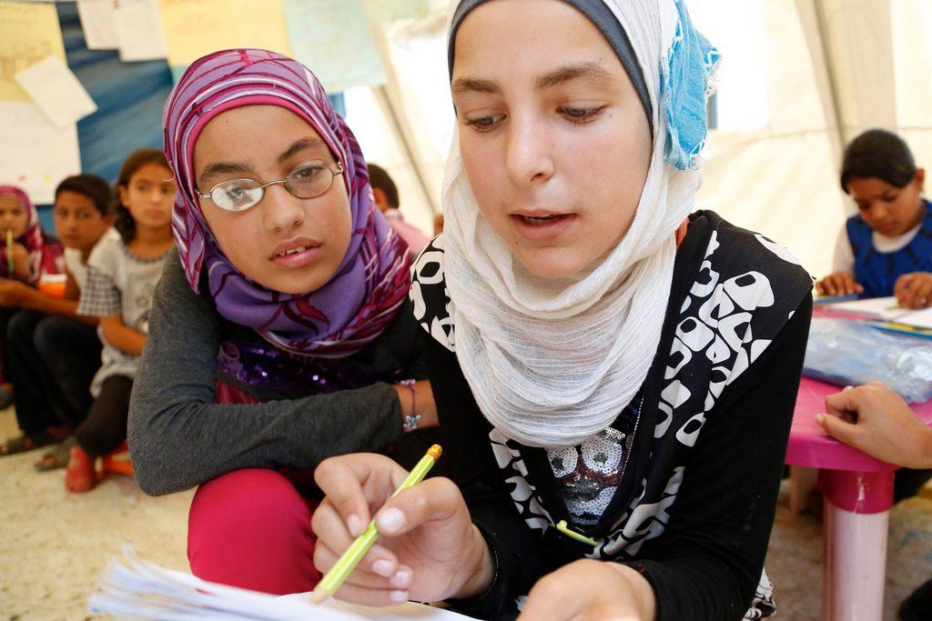 Volunteer in Middle East & North Africa   Volunteer MENA  